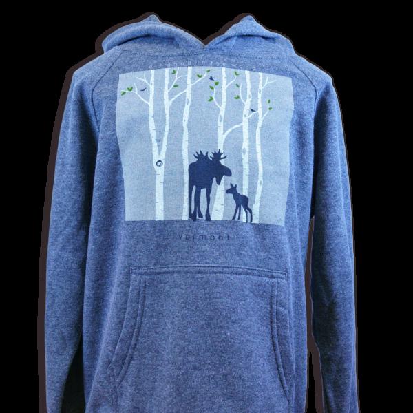 All Good In The Woods Sweatshirt