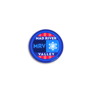 Mad River Valley Helmet Sticker