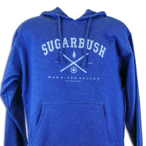 Youth Sugarbush Crossed Skis Sweatshirt