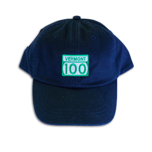 Vermont Route 100 Baseball Hat